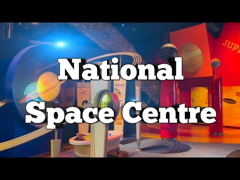 National Space Centre Leicester UK