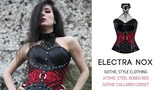 Gothic Style Clothing  - Where To Buy Gothic Style Clothing Online  - Electra Nox