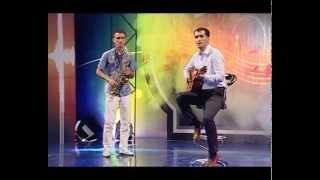 Сохиб Назриев - Сухане зи ишк гуяд ( Tajikistan music )