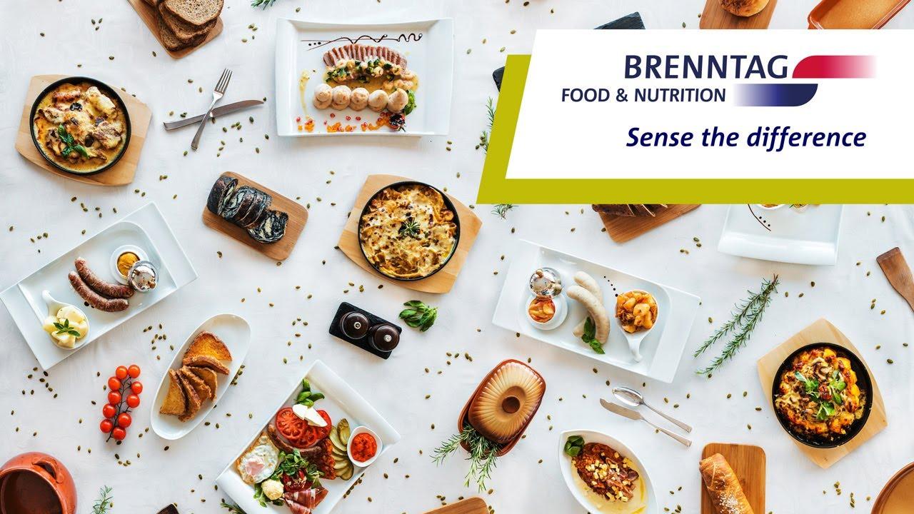 Brenntag Food & Nutrition: #SenseTheDifference