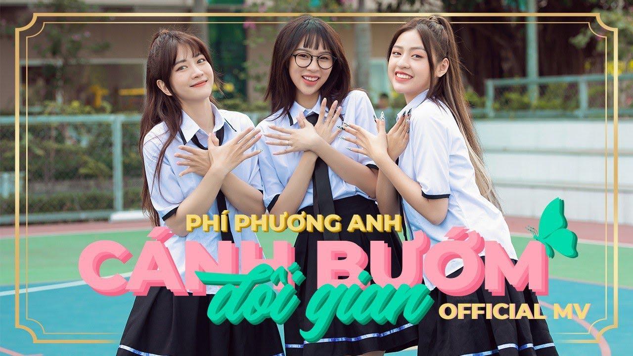 PHÍ PHƯƠNG ANH x RIN9 | Cánh Bướm Dối Gian | Official Music Video