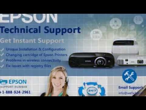 WeFix Online Technical Support For Epson Printer