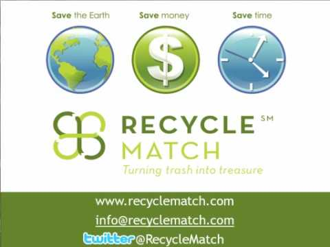 RecycleMatch - Turning Trash Into Treasure - SmartView Eco Challenge