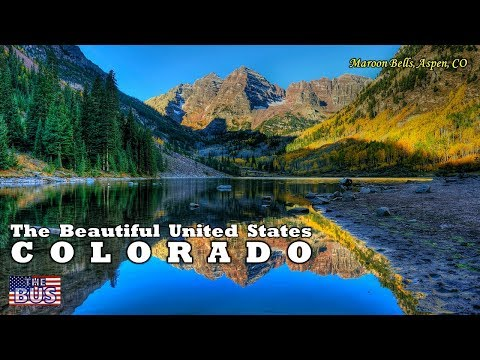 USA Colorado State Symbols/Beautiful Places/Song WHERE THE COLUMBINES GROW w/lyrics