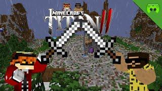 VOR DEM GROßEN KAMPF 🎮 Minecraft Titan 2 #7