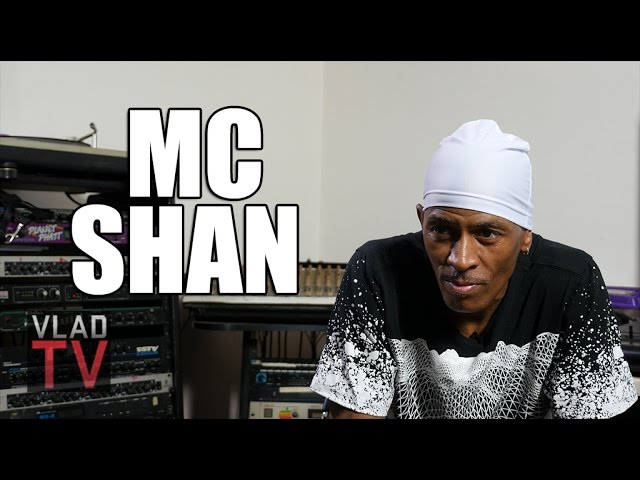 """MC Shan: Russell Simmons Stopped LL Cool J from Responding to """"Beat Biter"""""""
