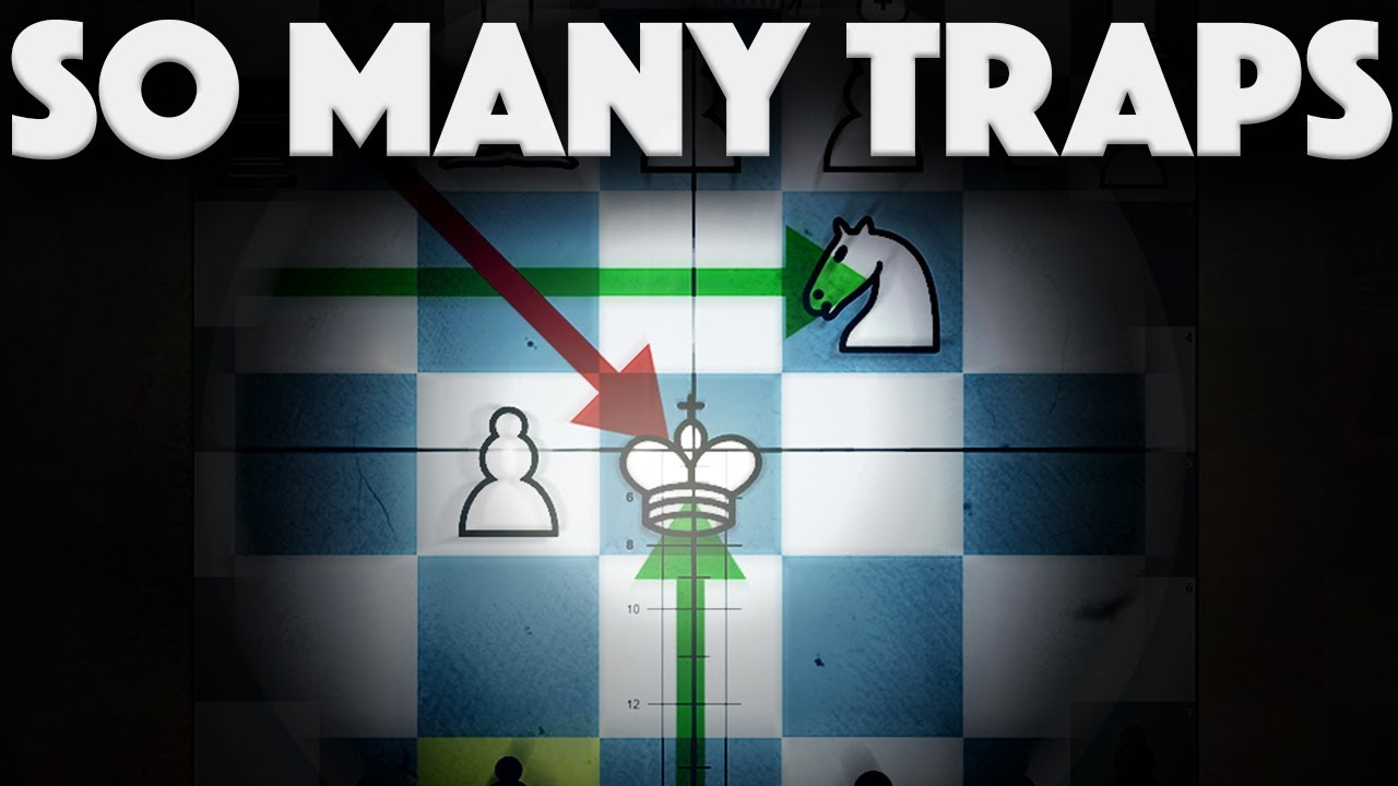 The Trappiest Opening in Chess? | Win Quickly with the Stafford Gambit