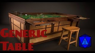 Generic Table Episode 1 l The Adventure Begins (Yes it's generic that's the point)