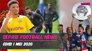 PSG Juara Liga Perancis Lyon Tak Terima MU Pasti Malu Jika Rekrut Sancho Chelsea Segera Latiha