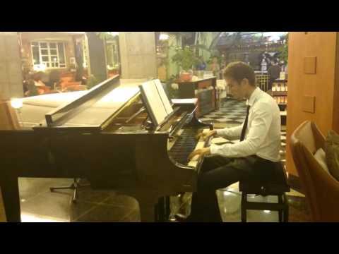 Nut Rocker on Piano