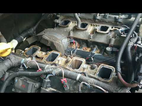 2007 dodge ram 5 7 hemi mds solenoid youtube Hemi Cross Section