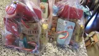 DIY w/ GradysMom13: Holiday Goodie bags for Teacher Gifts Thumbnail