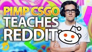 DIG Pimp CSGO - Tricks for Reddit | Stream Highlights