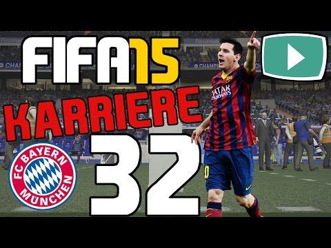CL FINALE !! | Lets Play FIFA 15 Karrieremodus (Fc Bayern) [Deutsch] #32 [Ps4]