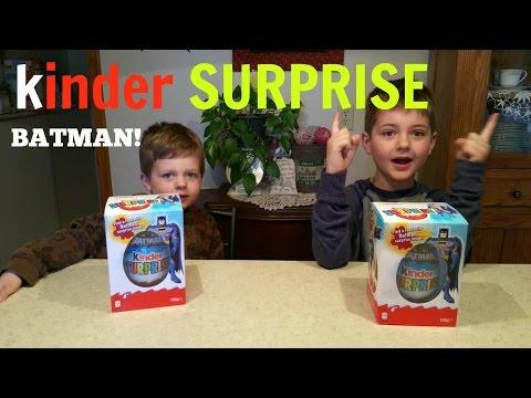Kinder Surprise Unboxing Doovi