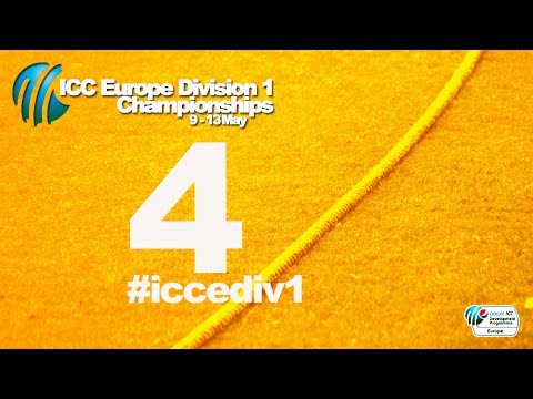 4! Are @guernseycricket targeting our cameramen!? Guernsey 93-2 (10) v Norway #iccediv1