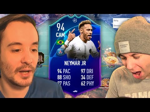 TOTGS 94 NEYMAR SUPER SUNDAY FACE OFF!!! - FIFA 19 ULTIMATE TEAM