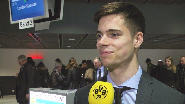 Julian Weigl zum Europa-League-Los Liverpool FC