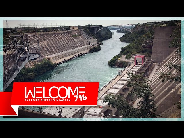 Welcome 716 visits the Niagara Power Vista in Lewiston, New York - Explore Buffalo Niagara