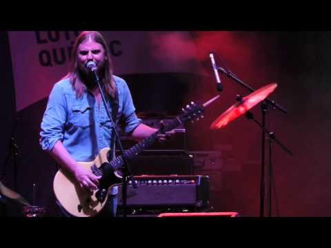 Steve Hill SOLO cover HENDRIX Voodoo Chile Montreal JAZZ Fest 2014