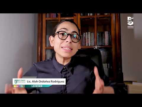 """Presentación del """"Glosario LGBTTTI"""" en el PJCDMX"""