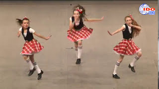 World Tap dance Championships 2015 - trios children R+P Brno