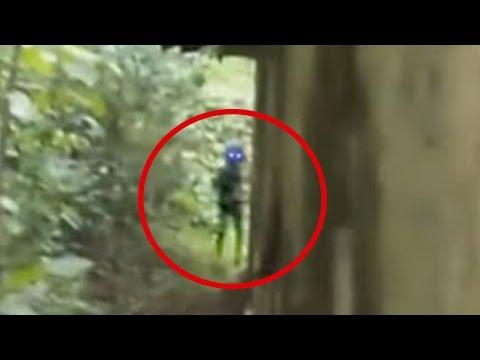 Top 5 Increíbles Videos De Ovnis Y Criaturas Extrañas Que Son Falsos! Parte 2