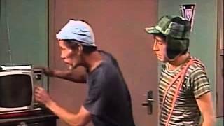 El Chavo del Ocho - Capítulo 182 Parte 1 - El Corto Circuito - 1977