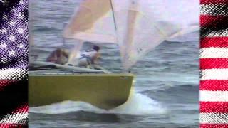 01 Race 1 Stars & Stripes VS Kookaburra III  1987 America's Cup
