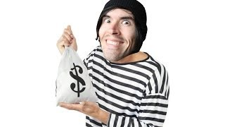 A ROBAR | Un Ladrón Muy Organizado - JuegaGerman