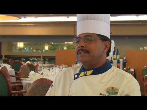 Philip M Nagel - Royal Caribbean International, Culinary Operations onboard Monarch of the Seas