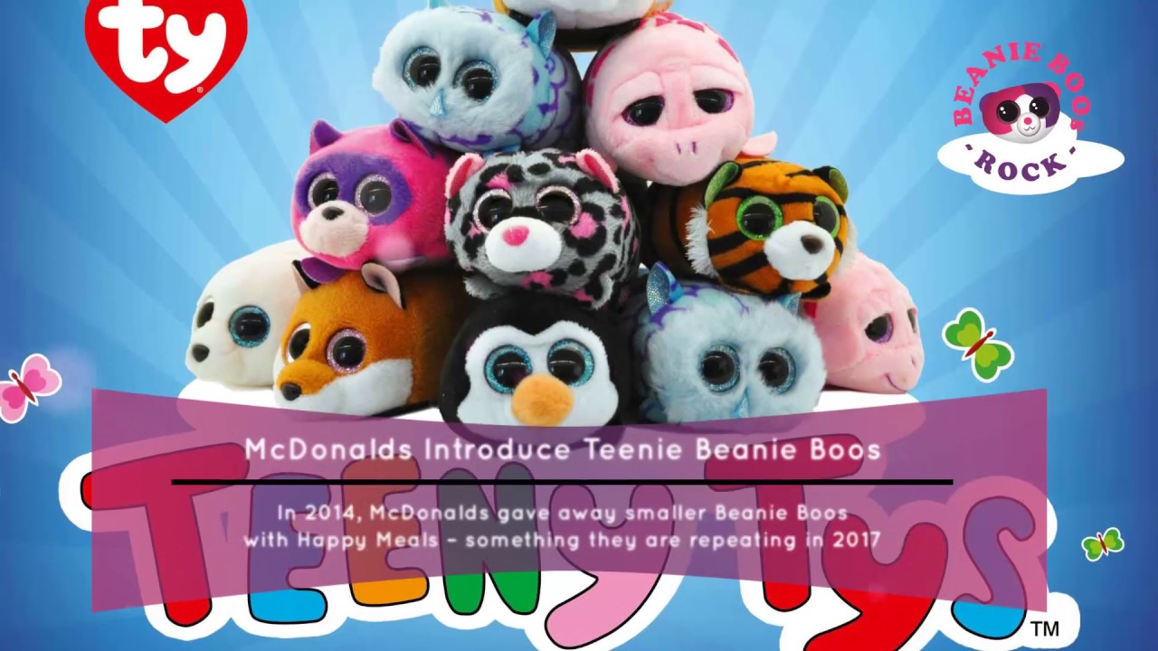 032bb830800 A Simple Guide to Beanie Boo Sizes - YouTube