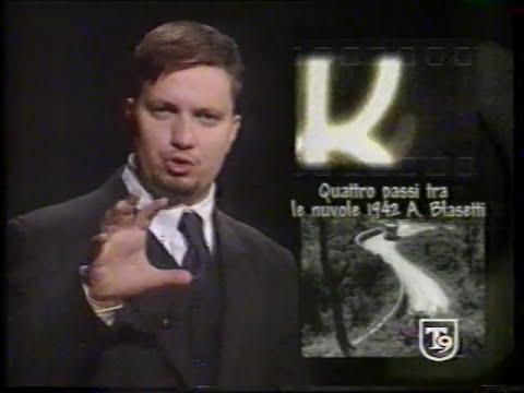 Quattro Passi Tra Le Nuvole, regia 1942 Alessandro Blasetti Pres. Bianco & Nero E. Carioti 2002