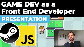 Building a JavaScript RPG game + Releasing on Steam (Danger Crew presentation)