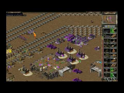 Tiberian Sun Online - Tower Defence II - Die in last wave :(