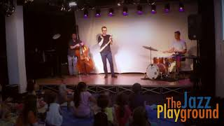 The Jazz Playground - Clap on 2 and 4