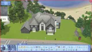episode one lets build a house on the sims 3