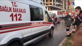 İzmir'de Adliye Binasına Yönelik Saldırı