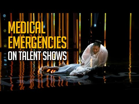 Medical EMERGENCIES That Happened LIVE On Talent Shows