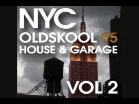 CLASSIC GARAGE HOUSE MUSIC DJ MIX NYC 95 OLDSKOOL VOL 2.