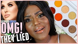 I was SCAMMED!? MORPHE X JACLYN HILL Palette Vault! First Impressions