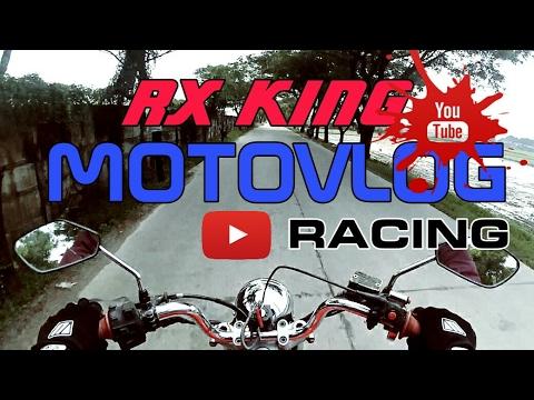 RX KING# Diikuti rider hitam misterius' RX-King sang raja jalanan