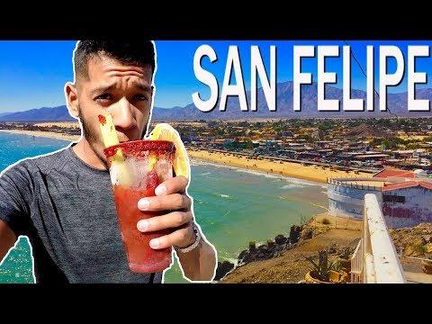 Visitando el Malecón de SAN FELIPE | CAR SHOW | VolksWagen | Vlog @EnanoAdventures