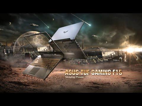 Staying Power - ASUS TUF Gaming F15 | ASUS
