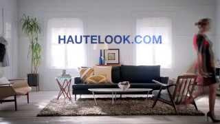 HauteLook TV Commericial 2013 (15 seconds) Thumbnail