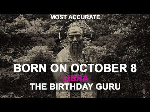 Born On October 8 | Birthday | #aboutyourbirthday | Sample