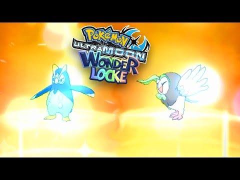 EVOLVING TWO STARTERS! DARTRIX + PRINPLUP!! [#8] | Pokémon Ultra Sun And Moon Wonderlocke