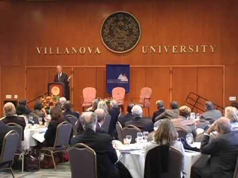 Leading Today in a Changing World - Villanova University Summit on Leadership