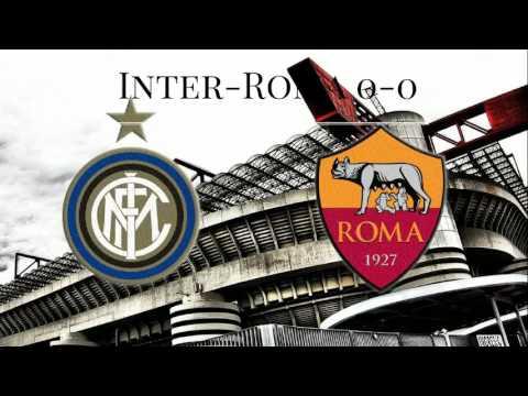 Diretta Inter-Roma 0-1 live streaming 1° tempo 26/02/17