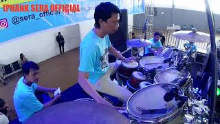 Goyang 2 Jari Cover Kendang by Iphank Sera (SERA live FamGath SERA MANIA INDONESIA 1 2018)